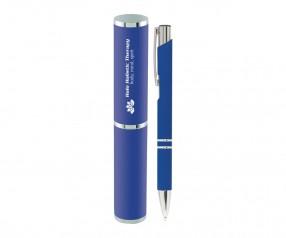 Goldstar Franklin RUD Soft Touch Geschenkeset Pantone 2146 Blau