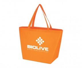 Goldstar London Shopping Tasche UDJ Orange (PMS 2025)