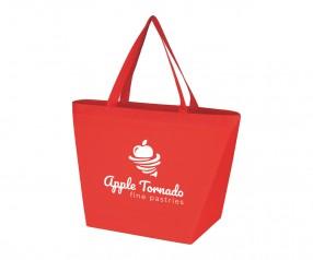 Goldstar London Shopping Tasche UDJ Rot (PMS 2034)
