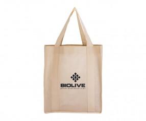 Goldstar Malaga Shopping Tasche UDN Natur (PMS 2309)