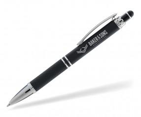 Goldstar Phoenix Soft Touch MNH Kugelschreiber schwarz
