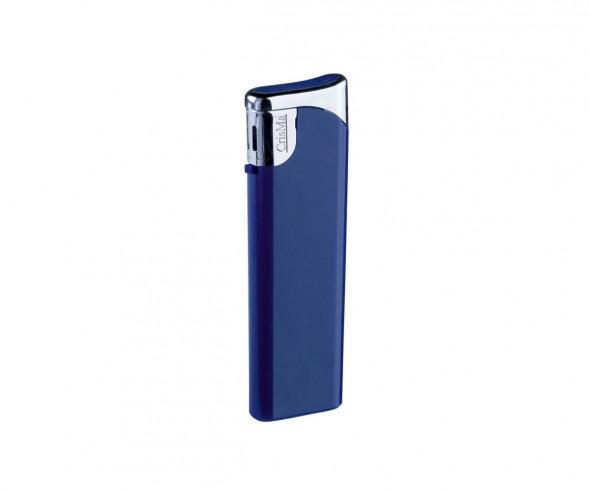 CrisMa Elektronik-Feuerzeug nachfüllbar, blau