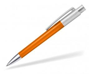 Kugelschreiber Delta Freestyle 810 Bocholt, Applikation silber