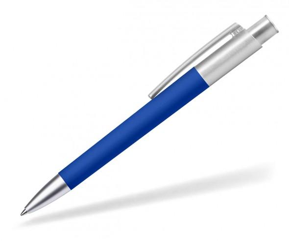 Kugelschreiber Delta Freestyle 810 Meersburg, Applikation silber