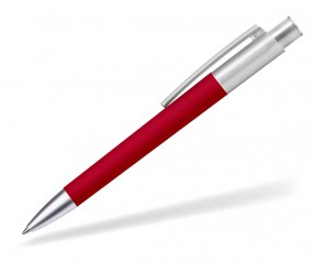 Kugelschreiber Delta Freestyle 810 Oberndorf, Applikation silber