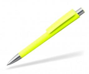 Delta Neon 811 Kugelschreiber in Signalfarbe gelb