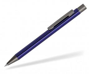 UMA Werbebleistift Straight B 09457 glänzend blau