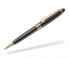 UMA Kugelschreiber CLASSICO M 08800 schwarz gold