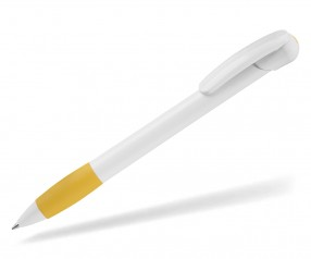 UMA Kugelschreiber FANTASY 00011 weiss gelb