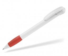 UMA Kugelschreiber FANTASY 00011 weiss rot