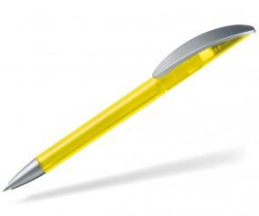 UMA KLICK 0-0046 Kugelschreiber gelb