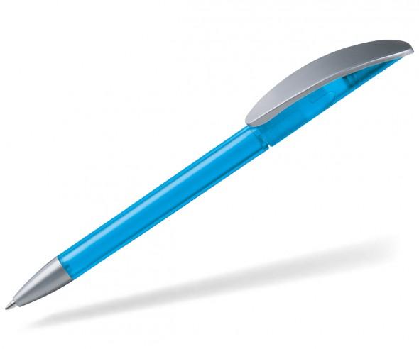 UMA KLICK 0-0046 Kugelschreiber hellblau