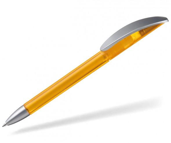 UMA KLICK 0-0046 Kugelschreiber ockergelb