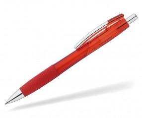 UMA GEL-PEN Kugelschreiber mit Gel-Mine 0065 TSI rot