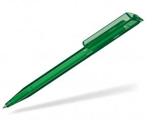 UMA Kugelschreiber POP transparent 0-0071 gruen