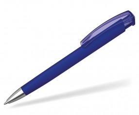 UMA TRINITY Kugelschreiber KT SI GUM 00133 dunkelblau