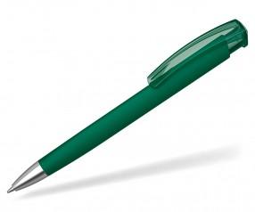 UMA Kugelschreiber TRINITY KT SI GUM 00133 dunkelgrün