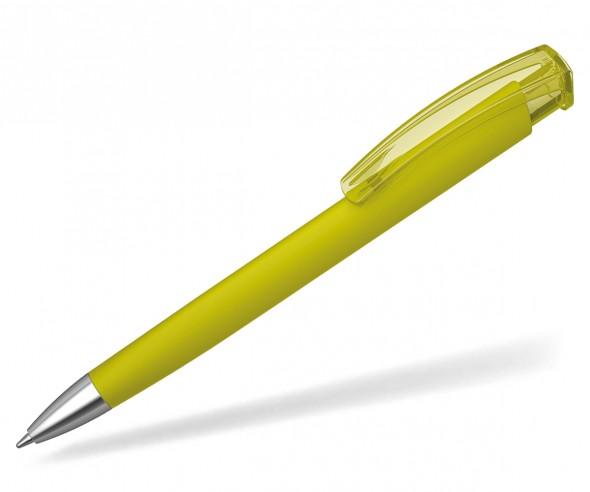 UMA Kugelschreiber TRINITY KT SI GUM 00133 gelb