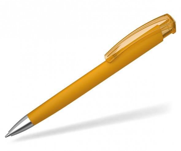 UMA Kugelschreiber TRINITY KT SI GUM 00133 ocker