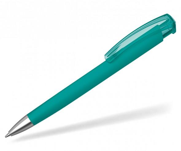 UMA Kugelschreiber TRINITY KT SI GUM 00133 petrol