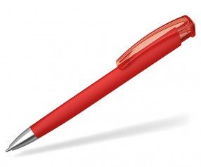 UMA Kugelschreiber TRINITY KT SI GUM 00133 rot