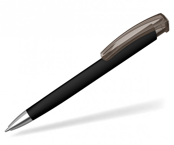 UMA Kugelschreiber TRINITY KT SI GUM 00133 schwarz