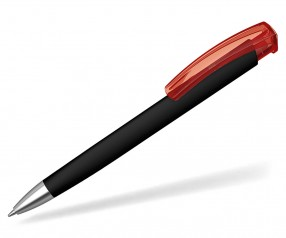 UMA TRINITY KT SI GUM 00133 schwarz rot