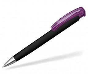 UMA TRINITY KT SI GUM 00133 schwarz violett