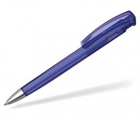 UMA Kugelschreiber TRINITY T SI 00133 dunkelblau
