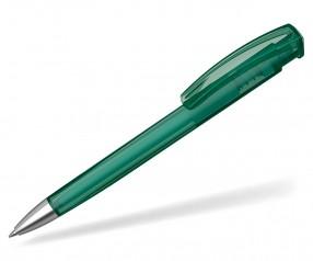 UMA Kugelschreiber TRINITY T SI 00133 dunkelgrün