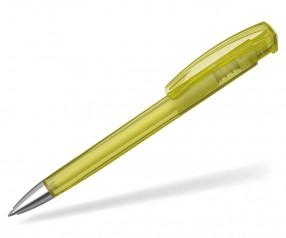 UMA Kugelschreiber TRINITY T SI 00133 gelb
