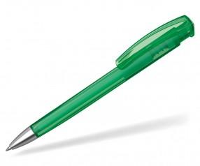 UMA Kugelschreiber TRINITY T SI 00133 hellgrün