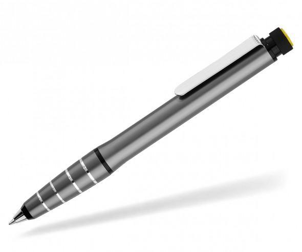 UMA 2in1 Kugelschreiber Textmarker 02622 anthrazit