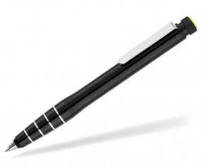 UMA 2in1 Kugelschreiber Textmarker 02622 schwarz