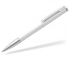 UMA Kugelschreiber SLIDE 08340 weiss