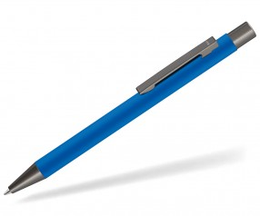 UMA Kugelschreiber Straight GUM 09450 mittelblau