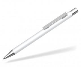 UMA Kugelschreiber Straight SI 09450 weiss
