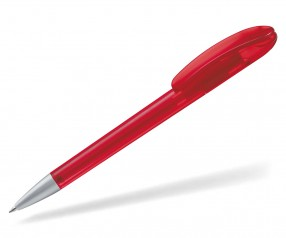 UMA Kugelschreiber CETA frozen 10041 TFSI rot