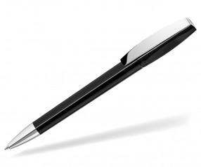 UMA Kugelschreiber CHILL 1-0043 SI schwarz