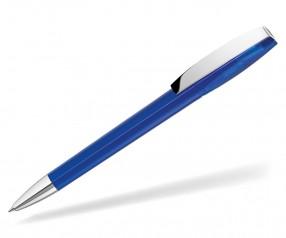 UMA Kugelschreiber CHILL 1-0043 T-SI blau