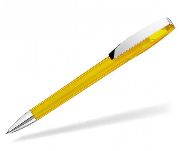 UMA Kugelschreiber CHILL 1-0043 T-SI gelb