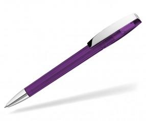 UMA Kugelschreiber CHILL 1-0043 T-SI violett