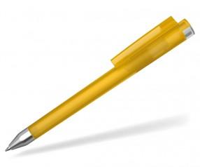 Kugelschreiber UMA GEOS TF SI 10148 gelb