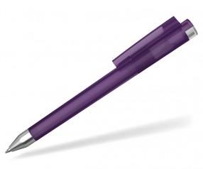 Kugelschreiber UMA GEOS TF SI 10148 violett