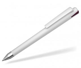 UMA Kugelschreiber CRYSTAL 10147 SI aubergine