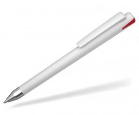 UMA Kugelschreiber CRYSTAL 10147 SI dunkelrot