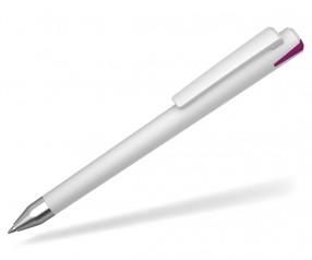 UMA Kugelschreiber CRYSTAL 10147 SI fuchsia