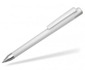 UMA Kugelschreiber CRYSTAL 10147 SI hellgrau