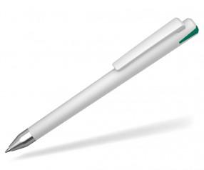 UMA Kugelschreiber CRYSTAL 10147 SI hellgrün
