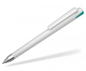UMA Kugelschreiber CRYSTAL 10147 SI türkis